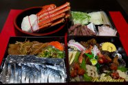 """Dishes for the New Year """"OSETI"""" (Homemade) おせち料理"""