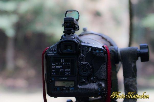 カメラと雲台