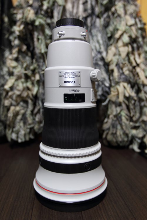 Canon EF400mm F2.8L IS II USM