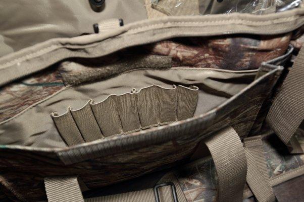 Mossy Oak 鞄 サイドポケット 散弾銃玉入れ要らん