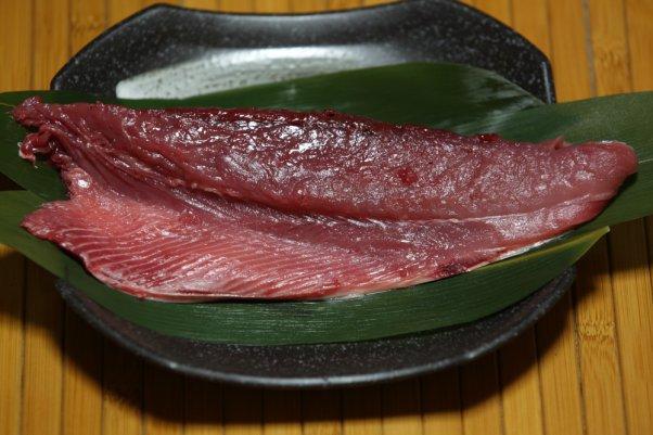 (29 June 2011)  Skipjack Tuna From MIYAGI Prefecture Kesen'numa City