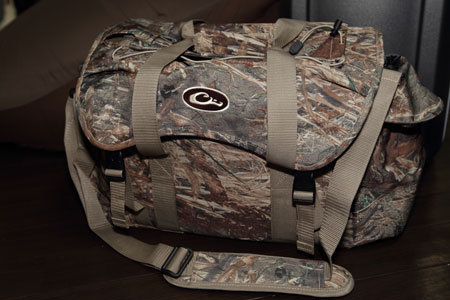Mossy Oak 鞄 シートカバー