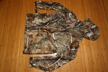 MT050R GORE-TEXR Quiet Pack Jacket (Realtree AP)