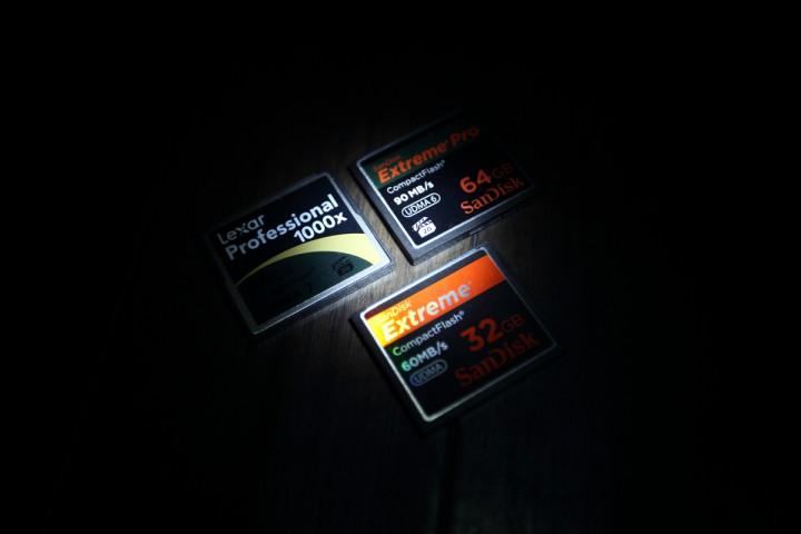 Lexar Professional 1000x SanDisk Extreme Pro 600x SpeedTest