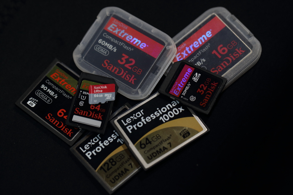 Flash memorycard