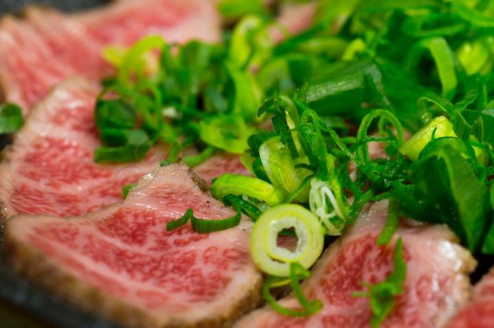 自家製 肉のたたき