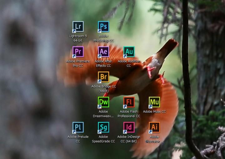 Adobe CCシリーズ