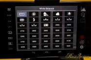 DSLR CONTROLLER 操作画面