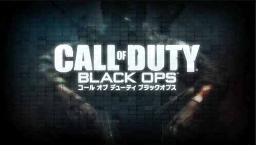CALL OF DUTY BLACK OPS X-Box360