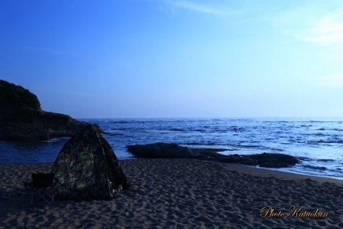 和歌山南部 千里の浜