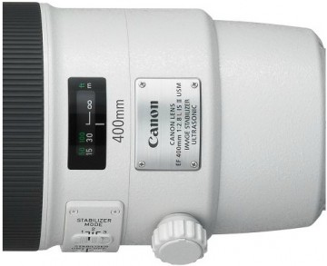 Canon EF400 F2.8L IS II USM